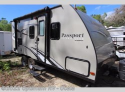 Used 2016  Keystone Passport 199ML Express by Keystone from Optimum RV in Ocala, FL