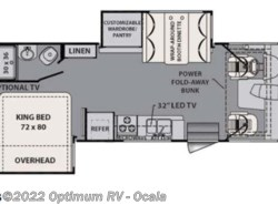 Used 2015  Forest River FR3 25DS by Forest River from Optimum RV in Ocala, FL