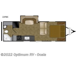 New 2018  Heartland RV North Trail  22FBS by Heartland RV from Optimum RV in Ocala, FL