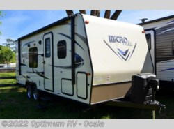 New 2018  Forest River Flagstaff Micro Lite 23FBKS by Forest River from Optimum RV in Ocala, FL