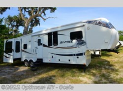 Used 2012  Keystone Alpine 3700RE by Keystone from Optimum RV in Ocala, FL