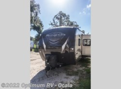 Used 2014  Forest River Wildwood Heritage Glen 282BHIS by Forest River from Optimum RV in Ocala, FL