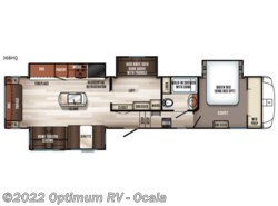 New 2018  Forest River Sabre 36BHQ by Forest River from Optimum RV in Ocala, FL