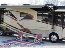 Used 2011  Monaco RV Cayman 40PBQ 4 SLIDES WOOD FLOORS WARRANTY by Monaco RV from Best Preowned RV in Houston, TX