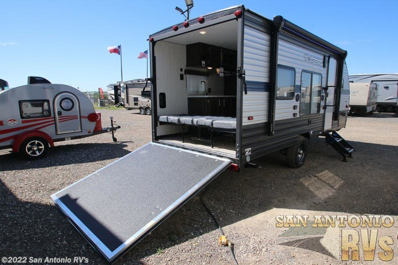 2019 Forest River RV Cherokee Wolf Pup 18RJB for Sale in