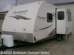 Used 2014  Keystone Passport Ultra Lite Grand Touring 2250RB by Keystone from Beilstein Camper Sales in La Grange, MO