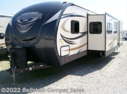 New 2018  Forest River Salem Hemisphere Lite 311QB by Forest River from Beilstein Camper Sales in La Grange, MO