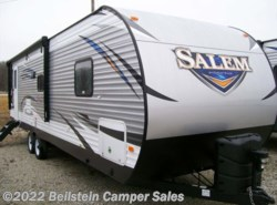 New 2018  Forest River Salem TT 28RLSS by Forest River from Beilstein Camper Sales in La Grange, MO