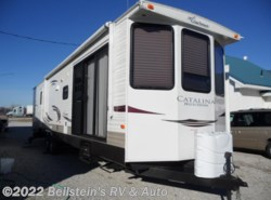 Used 2013  Coachmen Catalina 39FLFB by Coachmen from Beilstein's RV & Auto in Palmyra, MO