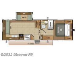 New 2018  Outfitter  255RLS by Outfitter from Discover RV in Lodi, CA