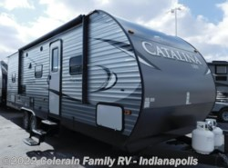 New 2017  Coachmen Catalina SBX 261BHS by Coachmen from Colerain RV of Indy in Indianapolis, IN