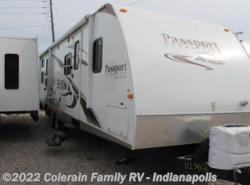 Used 2012  Keystone Passport 3220BH by Keystone from Colerain RV of Indy in Indianapolis, IN