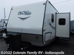 Used 2016 Forest River Flagstaff Micro Lite 21DS available in Indianapolis, Indiana