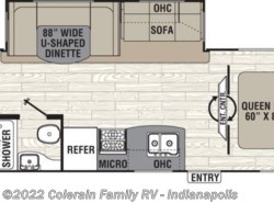 Used 2014 Coachmen Freedom Express 292BHDS available in Indianapolis, Indiana