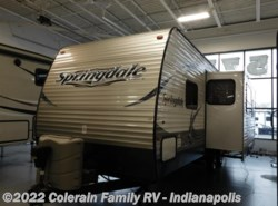 Used 2014  Keystone Springdale 266RLSSR by Keystone from Colerain RV of Indy in Indianapolis, IN