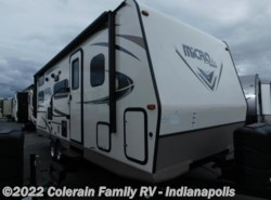 New 2018  Forest River Flagstaff Micro Lite 25BRDS by Forest River from Colerain RV of Indy in Indianapolis, IN