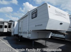 Used 2001  K-Z Sportsmen 2457 by K-Z from Colerain RV of Indy in Indianapolis, IN