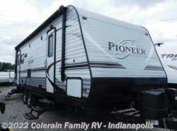 Used 2017  Heartland RV Pioneer RL250 by Heartland RV from Colerain RV of Indy in Indianapolis, IN
