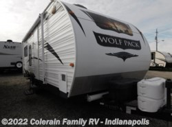 Used 2012  Forest River Cherokee Wolf Pup 19WP by Forest River from Colerain RV of Indy in Indianapolis, IN