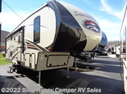 New 2017  Forest River Sandpiper HT 3275DBOK by Forest River from Bill's Happy Camper RV Sales in Mill Hall, PA