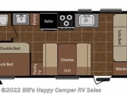 Used 2012  Keystone Springdale Summerland 1890FL by Keystone from Bill's Happy Camper RV Sales in Mill Hall, PA