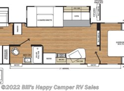 New 2018  Coachmen Catalina 323BHDSCK by Coachmen from Bill's Happy Camper RV Sales in Mill Hall, PA
