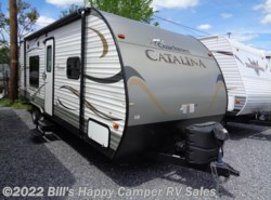 Used 2015  Coachmen Catalina 223FB by Coachmen from Bill's Happy Camper RV Sales in Mill Hall, PA