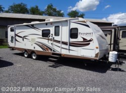 Used 2013  Keystone Passport Ultra Lite 2910BH by Keystone from Bill's Happy Camper RV Sales in Mill Hall, PA
