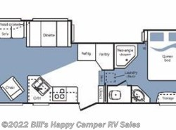 Used 2008  Keystone Cougar 311RLS by Keystone from Bill's Happy Camper RV Sales in Mill Hall, PA
