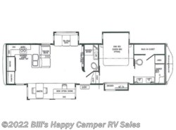 New 2018  Forest River RiverStone 39RKFB by Forest River from Bill's Happy Camper RV Sales in Mill Hall, PA