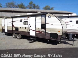 Used 2016 Forest River Grey Wolf 26DBH available in Mill Hall, Pennsylvania
