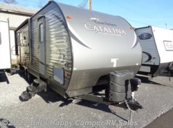 Used 2016  Coachmen Catalina 263RLS by Coachmen from Bill's Happy Camper RV Sales in Mill Hall, PA