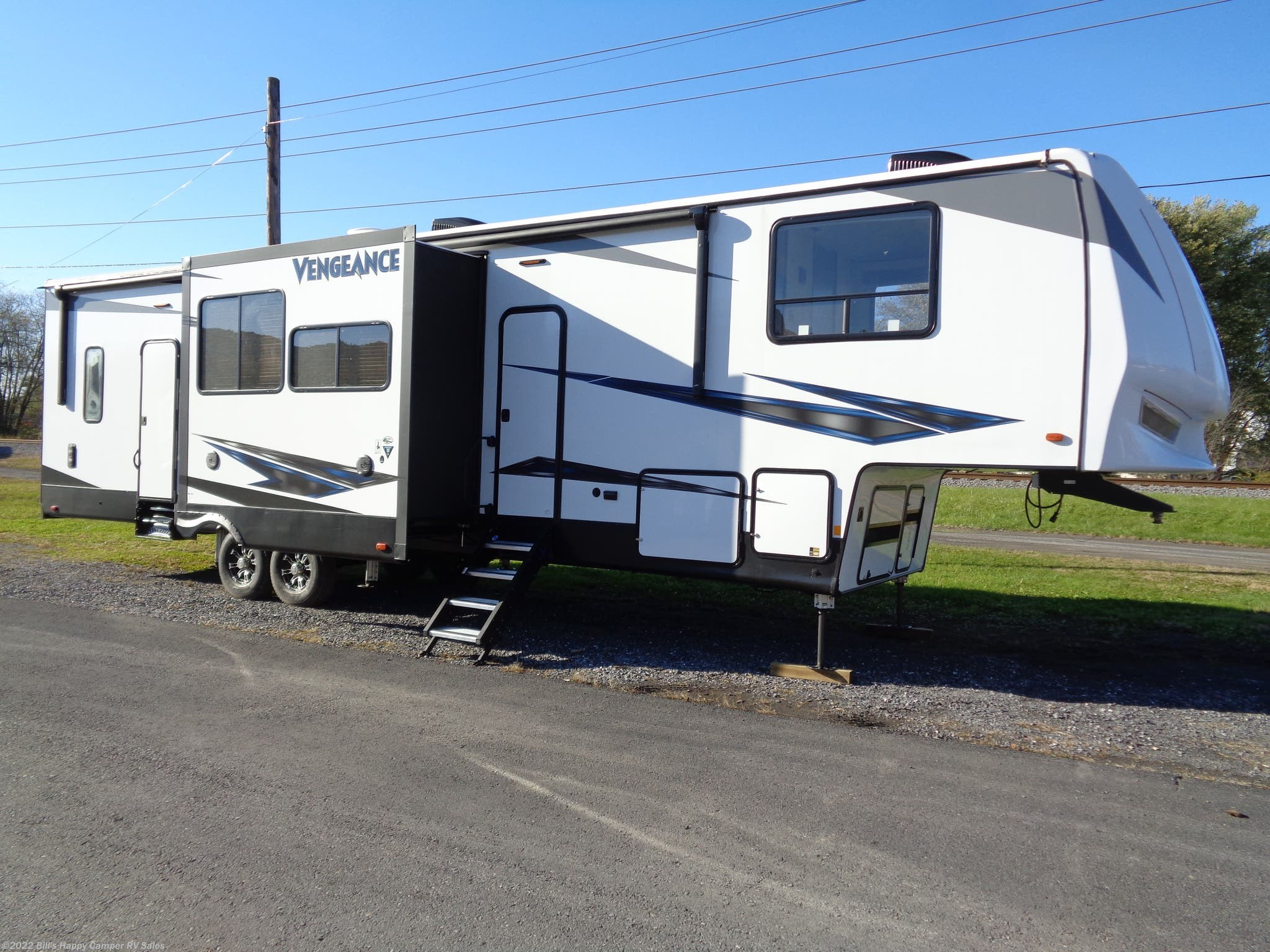 2019 Forest River Rv Vengeance 348a13 For Sale In Mill Hall Pa