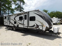Used 2014  Keystone Bullet PREMIER ULTRA 32BH by Keystone from Palm RV in Fort Myers, FL