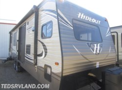New 2016  Keystone Hideout 30FKDS by Keystone from Ted's RV Land in Paynesville, MN