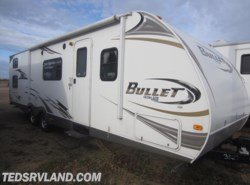 Used 2011  Keystone Bullet Ultra Lite 286QBS by Keystone from Ted's RV Land in Paynesville, MN