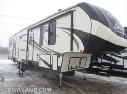 New 2017  Forest River Sierra 384QBOK by Forest River from Ted's RV Land in Paynesville, MN