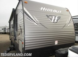 New 2017  Keystone Hideout 28BHS by Keystone from Ted's RV Land in Paynesville, MN