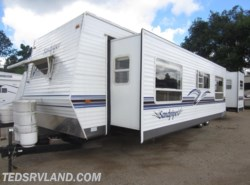 Used 2003  Forest River Sandpiper 38FKDS by Forest River from Ted's RV Land in Paynesville, MN