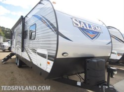 New 2018  Forest River Salem 27DBK by Forest River from Ted's RV Land in Paynesville, MN