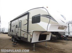 New 2018  Keystone Hideout 281DBS by Keystone from Ted's RV Land in Paynesville, MN