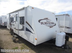 Used 2012  Forest River Surveyor Sport SP-240 by Forest River from Ted's RV Land in Paynesville, MN