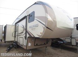 New 2018  Forest River Rockwood Signature Ultra Lite 8289WS by Forest River from Ted's RV Land in Paynesville, MN