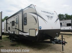 New 2018  Keystone Hideout 27DBS by Keystone from Ted's RV Land in Paynesville, MN