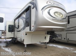 New 2018  Palomino Columbus Compass 320RSC by Palomino from Ted's RV Land in Paynesville, MN