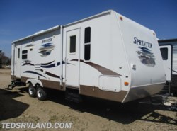Used 2008  Keystone Sprinter 272RLS by Keystone from Ted's RV Land in Paynesville, MN
