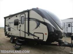 Used 2017  Keystone Bullet 19FBPR by Keystone from Ted's RV Land in Paynesville, MN