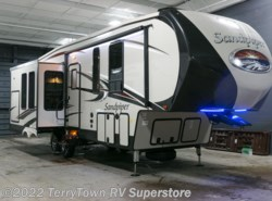 New 2016 Forest River Sandpiper 343RSOK available in Grand Rapids, Michigan