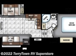 New 2017  Forest River Rockwood Ultra Lite 2650WS by Forest River from TerryTown RV Superstore in Grand Rapids, MI