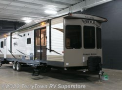 New 2017  Forest River Salem Villa Classic 39FDEN by Forest River from TerryTown RV Superstore in Grand Rapids, MI